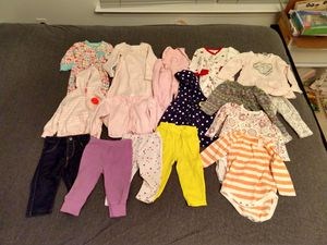 Winter girls clothes 9 months for Sale in Germantown, MD