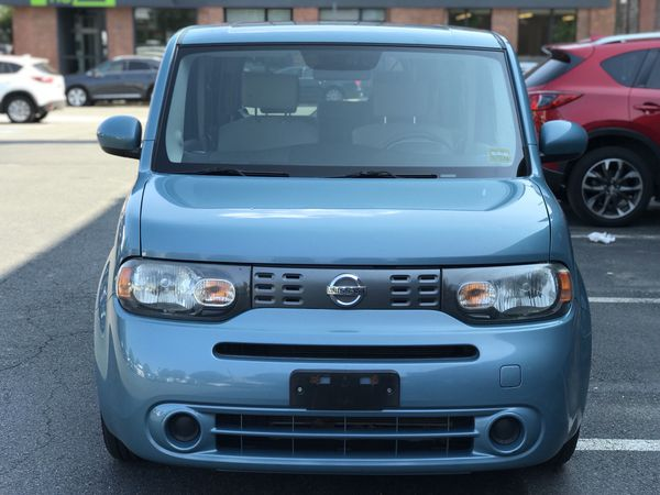 2009 nissan cube manual transmission