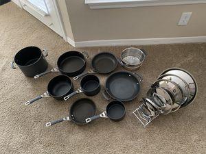 Photo Costco 15-Piece Pots & Pans Set
