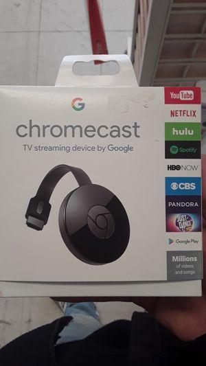 Chromecast TV Streaming by Google for Sale in Sterling, VA