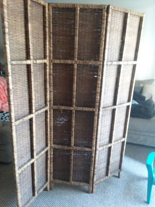 Pier One room divider for Sale in Raleigh NC OfferUp