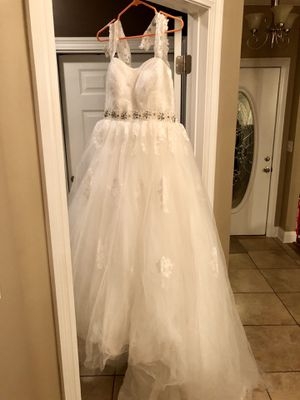 New and Used Wedding dresses for Sale in Mobile, AL - OfferUp
