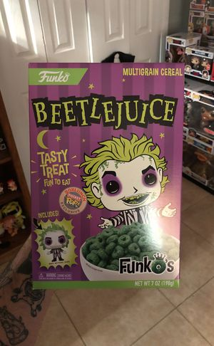 Beetlejuice Boxlunch Exclusive FunkO's for Sale in Orlando, FL