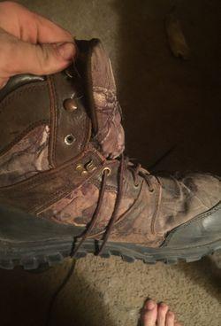 Good Brahma boots. Thumbnail