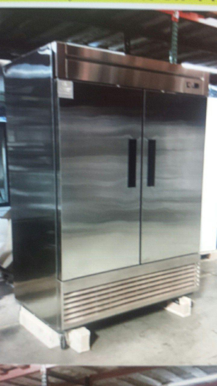 NSF ETL two door freezer 55f