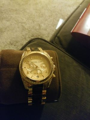 $295.00 MICHAEL KORS GOLD WATCH for Sale in Washington, DC