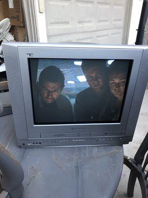 Photo TV VCR DVD Panasonic $25