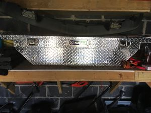 Kobalt tool box brand new for a small truck low profile so you can see out the back window. for Sale in Catonsville, MD