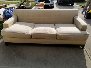 Ethan Allen Couch For In Charlotte Nc