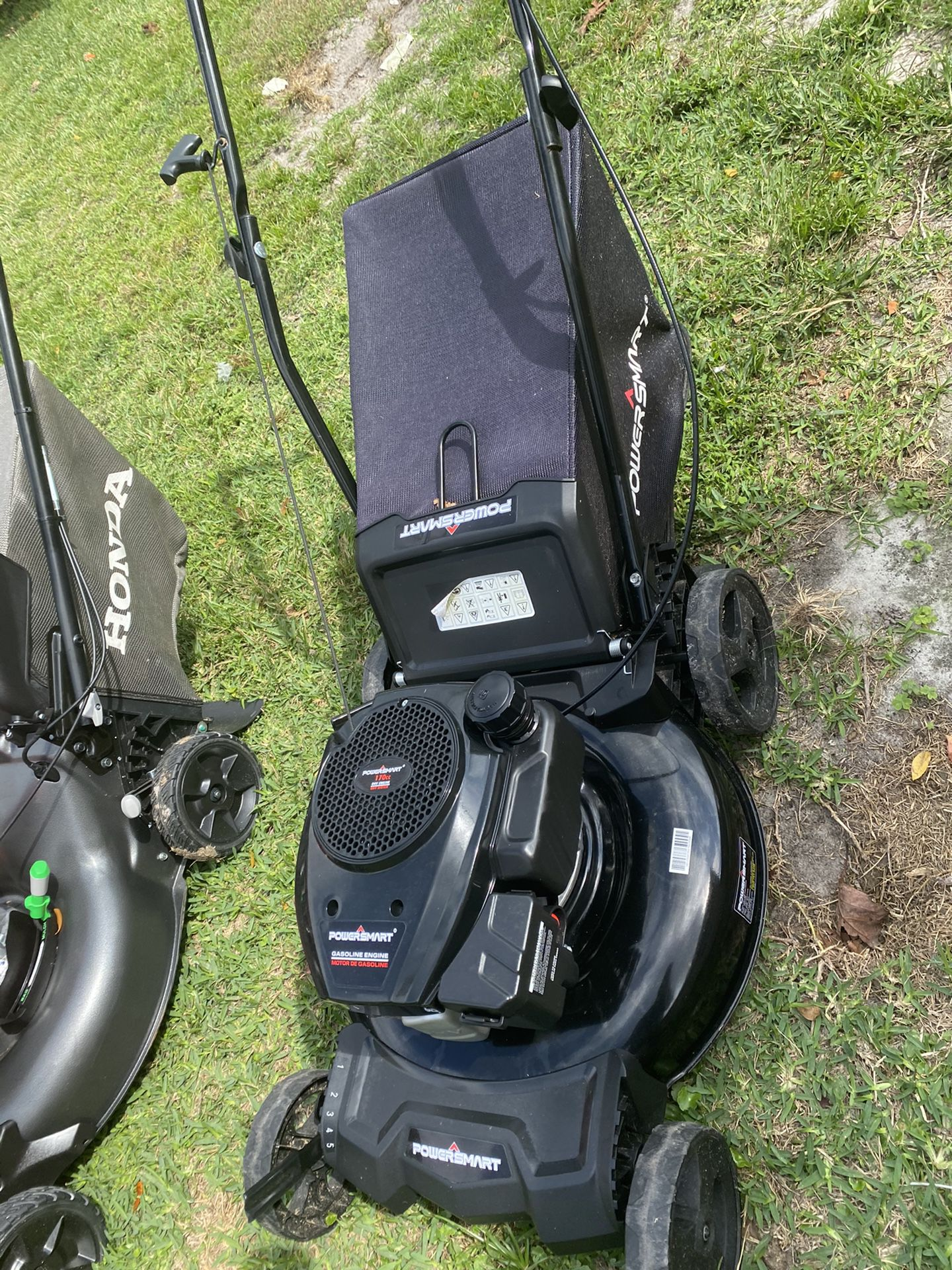 Power Smart Lawndmower
