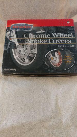 Photo Goldwing Gl1800 Kuryakyn Chrome Wheel Spoke Covers (7569) Fits 2001-2017