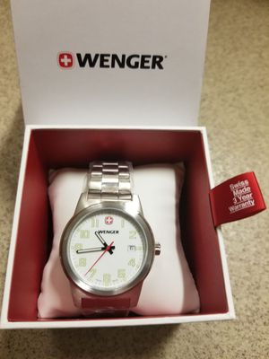 Nice new men's Wenger watch for Sale in Seattle, WA