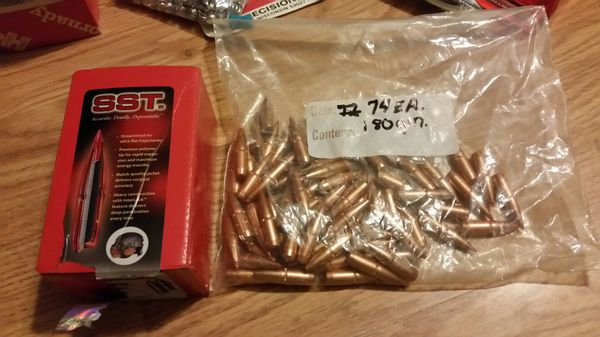Hornady SST  308 180 gr 120 ct  for Sale in Thomasville, NC - OfferUp