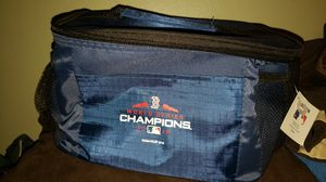 2018 world series travel cooler brand new never used for Sale in Boston, MA