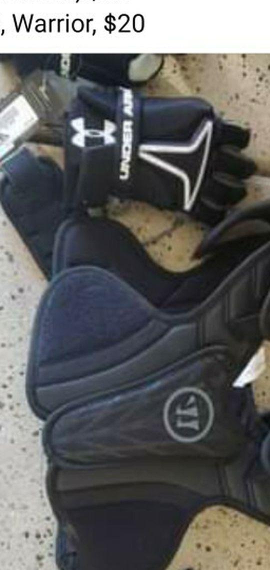 Youth LaCrosse Gear, New