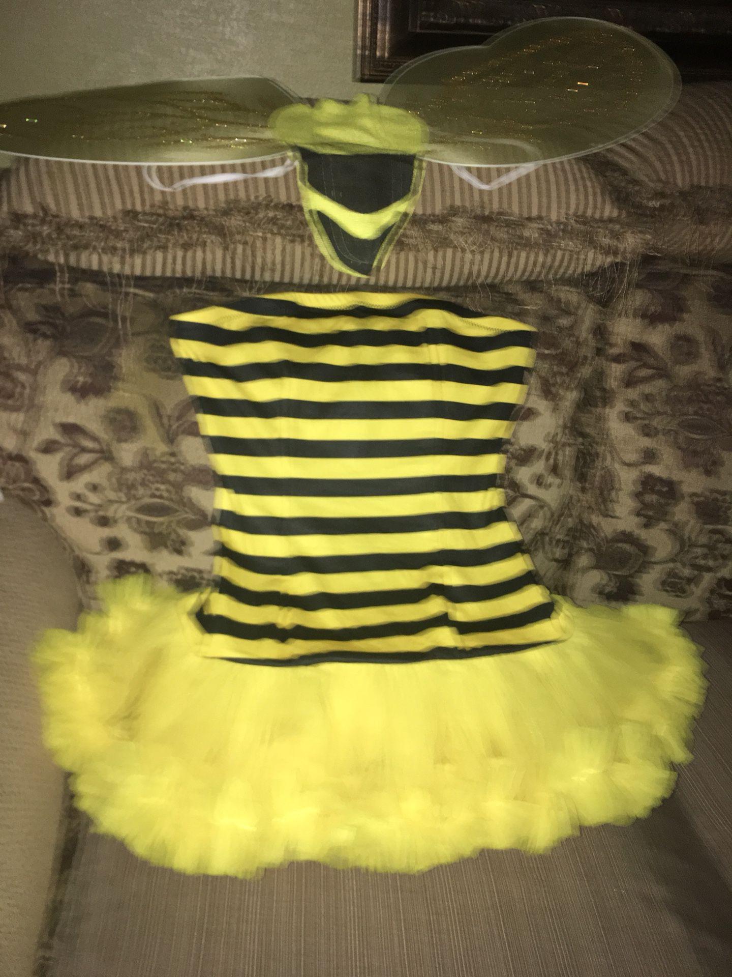Bumble bee costum