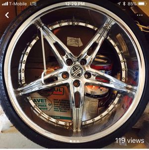 """22""""rims for Sale in Clinton, MD"""