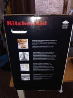 New Kitchen Aid, Still In Box Thumbnail