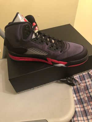 Jordan retro 5 satin for Sale in Baltimore, MD