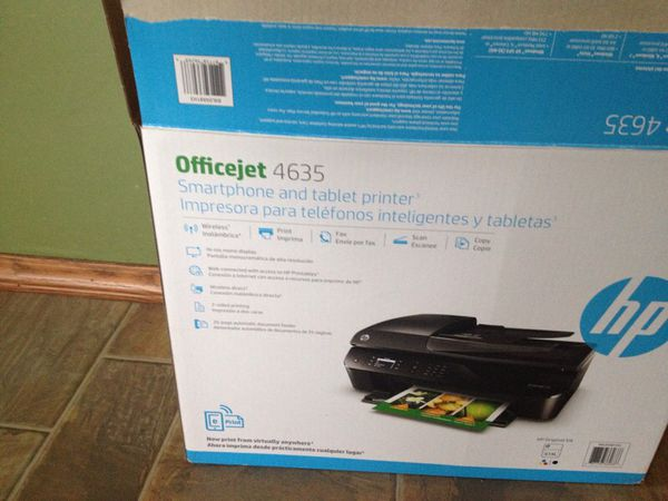 Hp Officejet 4635 Let Ink Dry Out Great Shape For Sale In Columbus