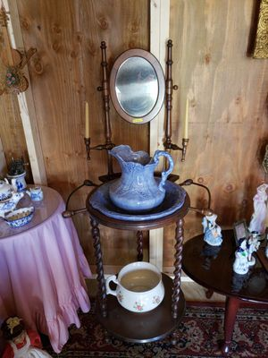 Wash stands with bowl and pitchers for Sale in Farmville, VA