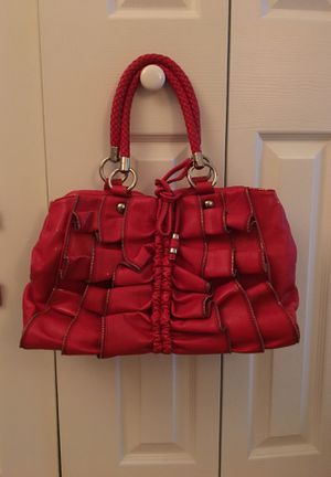 BEBE Red Handbag Purse for Sale in Falls Church, VA