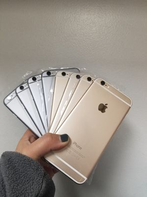 iPhone 6 64gb Unlocked each for Sale in Malden, MA