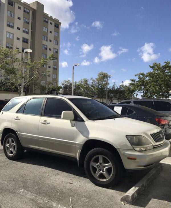 2000 Lexus RX 300 For Sale In Pembroke Pines, FL