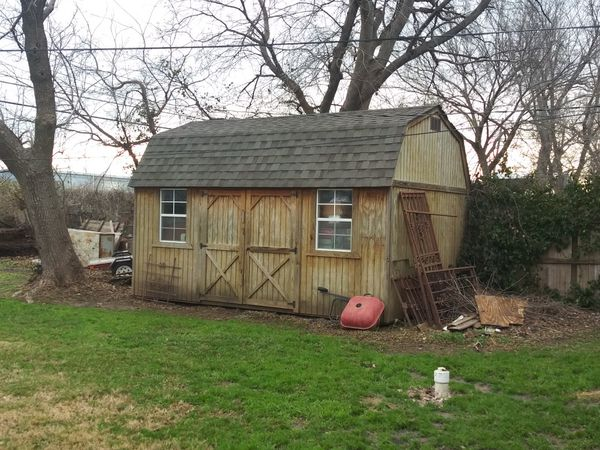 Shed For Sale In Tulsa Ok Offerup