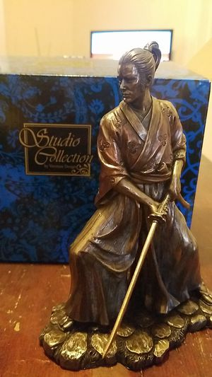 Samurai in Combat Collectors Item for Sale in Chicago, IL
