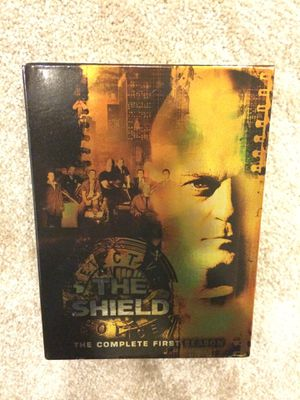 The Shield DVDs (season 1) for Sale in Bethesda, MD