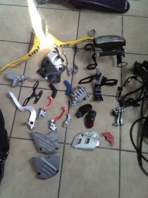 Drz400sm Parts and KLR parts for Sale in Baltimore, MD