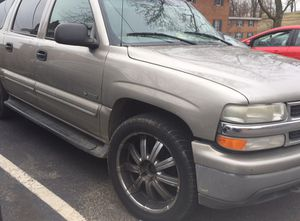 PARTING OUT 2002 CHEVY 5.3 VORTEC TRUCK for Sale in District Heights, MD