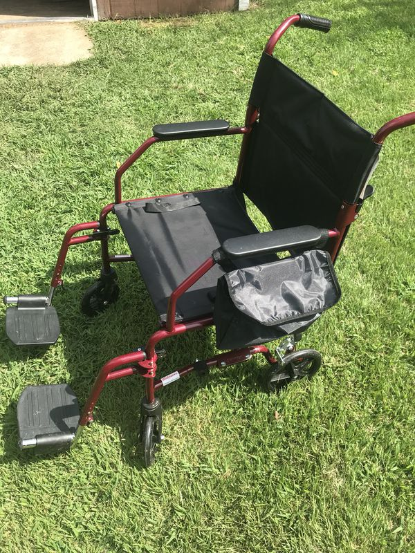 Walgreens Wheelchair Barely Used Practically New For Sale In Affton