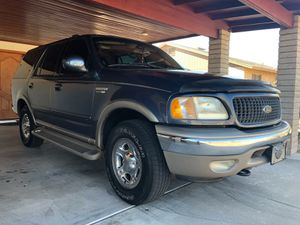 01 ford expedition 4x4 3 row seat for Sale in Phoenix, AZ