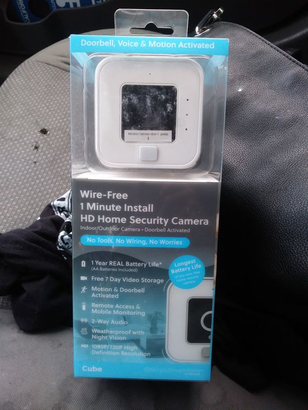 Wireless security camera (Video Equipment) in San Jose, CA - OfferUp