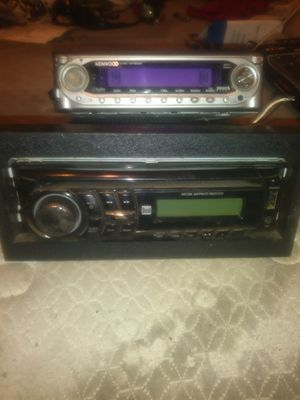 Cd player for Sale in Arlington, TX