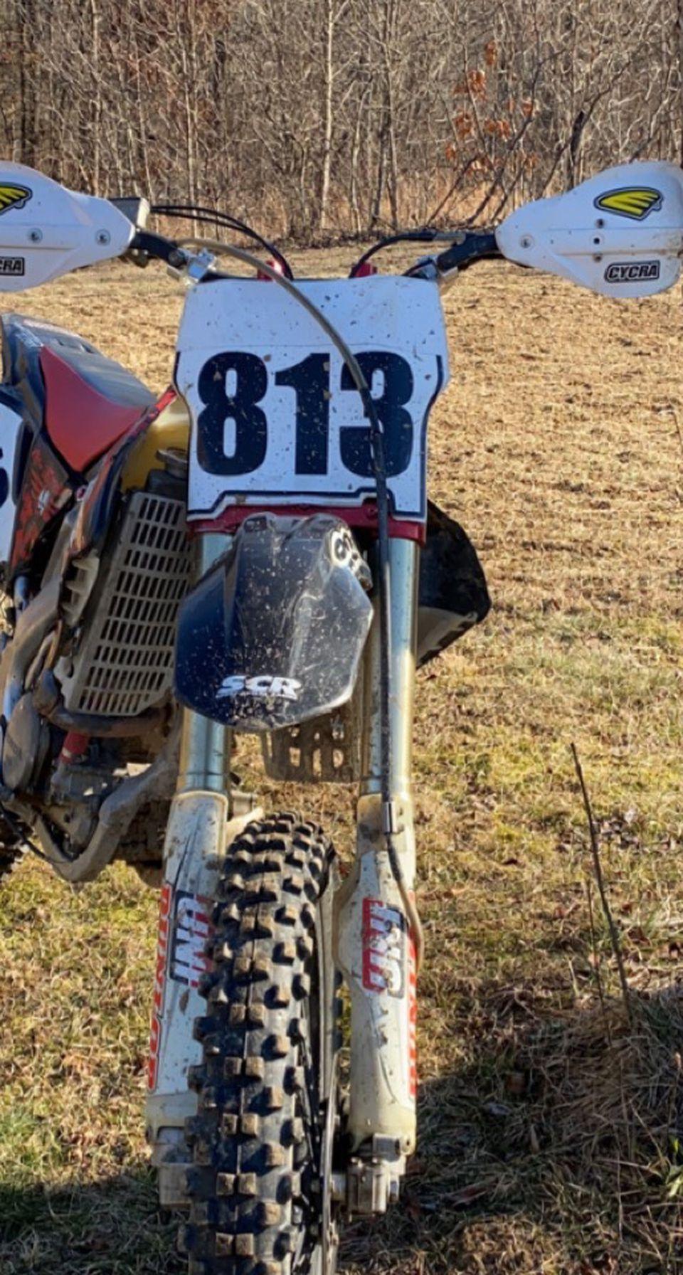 Photo 2006 Honda 2006 crf250r