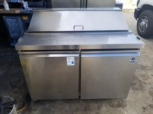 Sandwich Prep Table For Sale In Philadelphia PA OfferUp - Cold prep table for sale