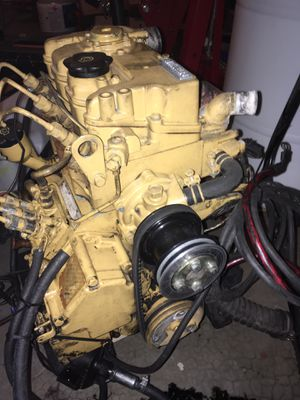 diesel engine 3cyl 3011c perkins 103-13 shibaura s773 new holland compact  tractor runs great ! Made in U K for Sale in Victorville, CA - OfferUp