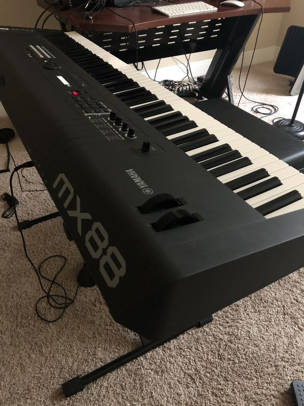 ***Yamaha MX88 88 Key Keyboard Synthesizer^^ Like New for Sale in Houston,  TX - OfferUp