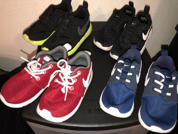 reputable site 14b51 e57c1 Nike Roshe One - Toddler Sizes 6c 7c  40 ea.