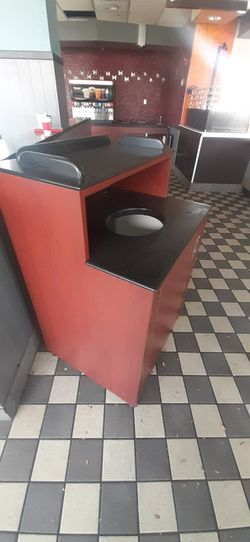 Garbage Disposal Cabinets Single And Double Thumbnail