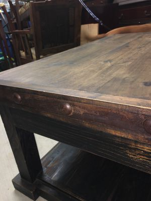Texas Rustic Wood Antique Coffee Table For In Lafayette La