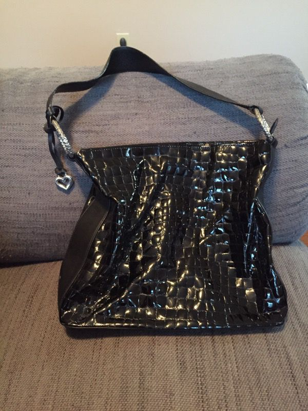 Black Leather Brighton Cher Purse Jewelry Accessories In Louisville Ky Offerup