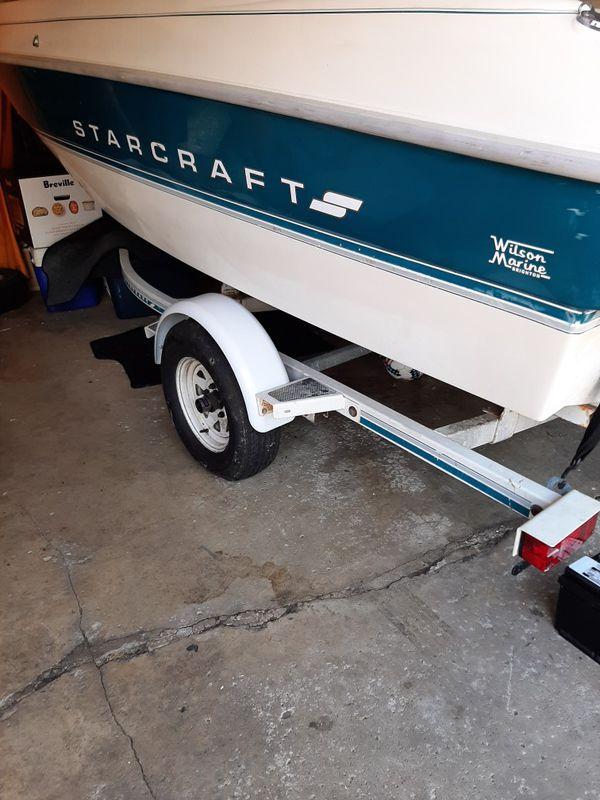 1995 starcraft 17ft 21in