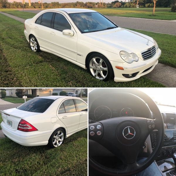 Buy Here Pay Here Tampa >> 2007 Mercedes C Class With Buy Here Pay Here Options Cars Trucks