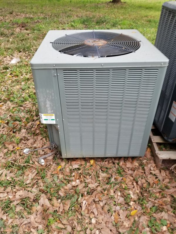 Weather King 5 Ton R22 condensing unit for Sale in Prairie View, TX -  OfferUp
