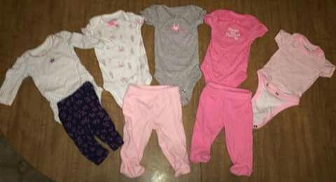 0c9f32a45 Preemie girls clothes for Sale in Gladwin, MI - OfferUp