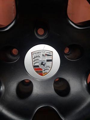 "Set off 4 Porsche 22"" staggered rims for Sale in Alexandria, VA"